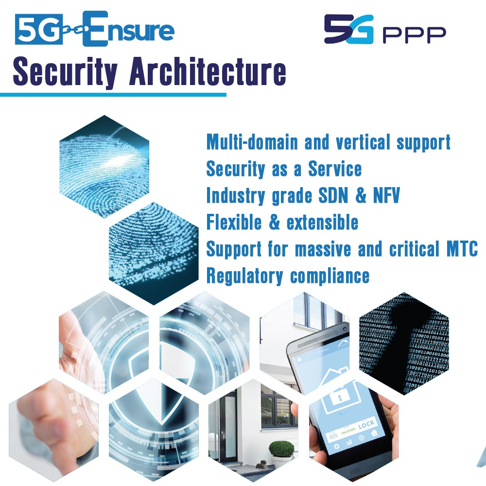 Security Architecture 5g Ensure